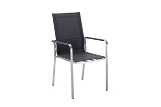 Studio stacking chair  by  solpuri