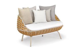 SWINGREST 2er Sofa  von  DEDON