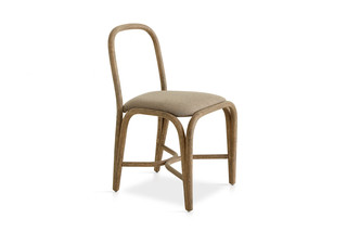 Fontal upholstered dining chair T010 U  by  Expormim