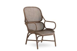 Frames Sessel, Fussgestell in Rattan T050 R  von  Expormim