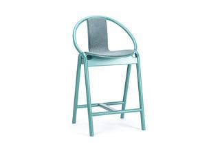 Again bar stool 314 006  by  TON