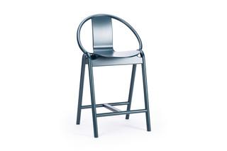 Again bar stool 311 006  by  TON