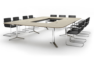 Talk conference table  by  Renz