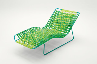 Telar chaise longue  by  Paola Lenti