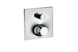 Axor Massaud Thermostatic mixer for concealed installation with shut-off valve  by  AXOR