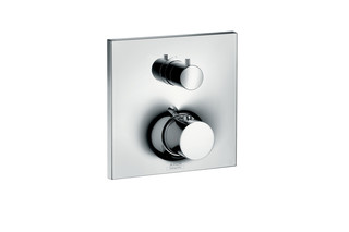 Axor Massaud Thermostatic mixer for concealed installation with shut-off/diverter valve  by  AXOR