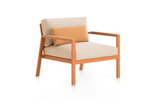 Timeless easy chair  by  Gandia Blasco