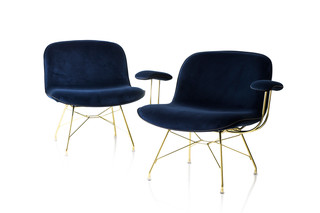 TROY low chair  by  Magis