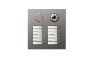 Door station / camera stainless steel  by  Gira