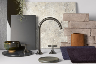 VAIA Dark Platinum matt  by  Dornbracht