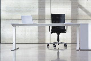 Working desk system STAGE  by  VARIO