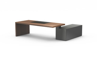 Headoffice Mono desk  by  Walter Knoll