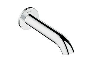 Axor Uno Bath spout, curved  by  AXOR