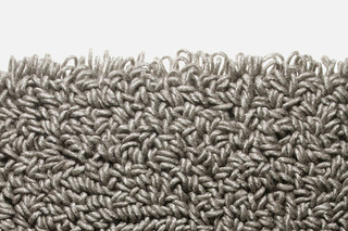 Wire Gentle dark grey  by  Kvadrat