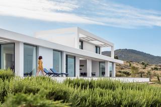 Villa Zakynthos, Zakynthos, Greece  by  Schüco