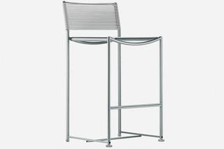 green pvc stool 204+205  von  Alias