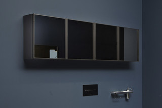 Bespoke mirrors  by  Antonio Lupi