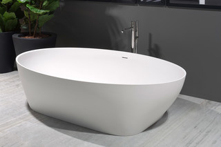 Solidea bath tub  by  Antonio Lupi