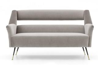 Ile sofa  by  Minotti