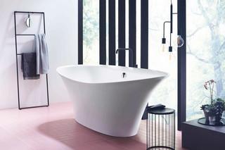 Badu bathtub  by  burgbad