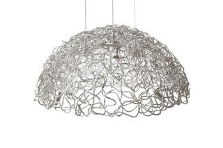 Crystal Waters Hanging Lamp Hood  by  Brand van Egmond