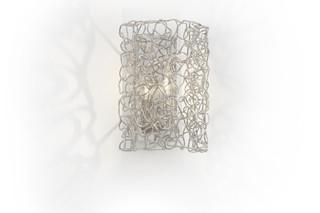 Crystal Waters Wall Lamp  by  Brand van Egmond