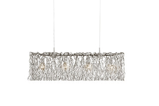 Hollywood Hanging Lamp Long  by  Brand van Egmond