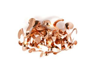 Kelp Ceiling Lamp  by  Brand van Egmond