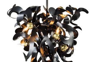Kelp Chandelier Conical  by  Brand van Egmond
