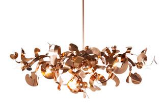Kelp Chandelier Oval  von  Brand van Egmond