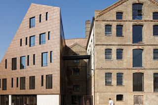 TECU® BRONZE, Granary Wharf, Barking, UK  von  KME