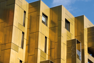 TECU® BRASS, Walpole House, London, UK  by  KME
