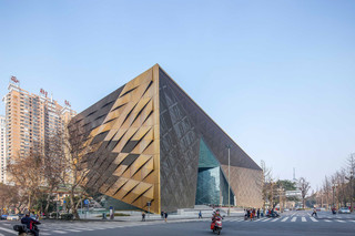 TECU® GOLD, New City Museum, Chengdu, China  by  KME