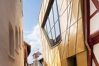 TECU® GOLD, Museum, Duderstadt, Germany  by  KME