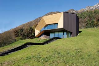 TECU® OXID, Alps Villa, Lumezzane (Brescia), Italien  von  KME