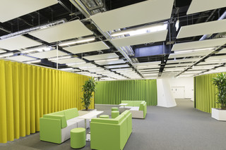 Canopy ceiling  by  Lindner Group