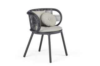 CIRQL armchair  by  DEDON