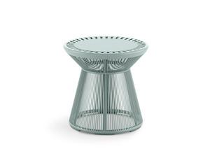 CIRQL side table  by  DEDON