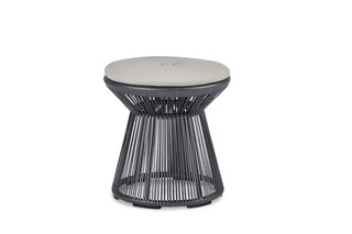CIRQL footstool  by  DEDON