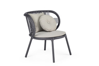 CIRQL lounge chair  by  DEDON