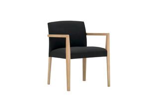 Cloé armchair SO 7017  by  Andreu World