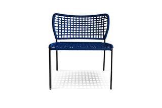 Corda lounge chair  by  Tonon