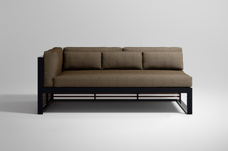 DNA Teak Sofa  von  Gandia Blasco