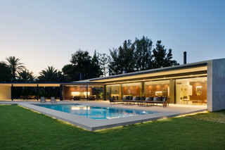 Private Home, Elche, Spain  by  Schüco