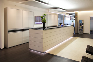 Counters and reception desks  by  Gumpo
