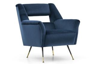 Ile armchair  by  Minotti