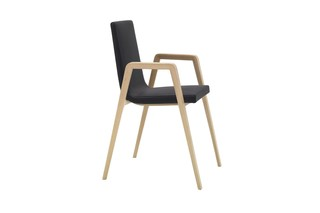 Lineal Comfort armchair  by  Andreu World