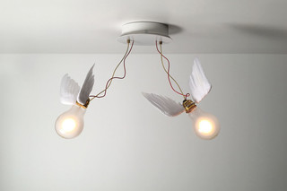 Lucellino Doppio LED  by  Ingo Maurer