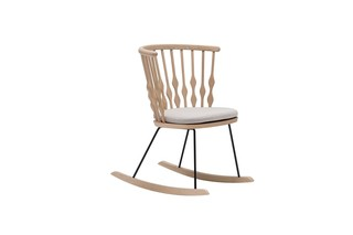Nub Rocking Chair  by  Andreu World