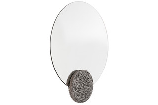 Apollo wall mirrors  by  pulpo